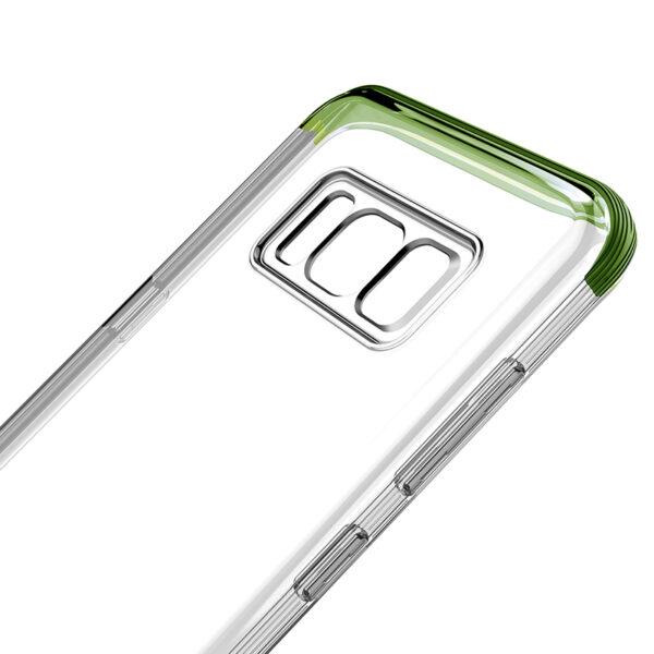 قاب سامسونگ S8 بیسوس آرمور شفاف