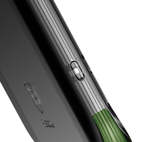 عمده قاب سامسونگ S8 بیسوس آرمور شفاف
