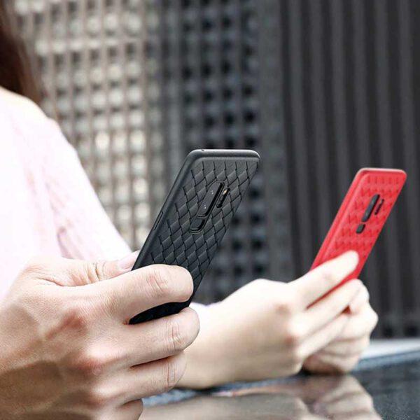 خرید قاب سامسونگ S9 بیسوس طرح بوتگا ونتا