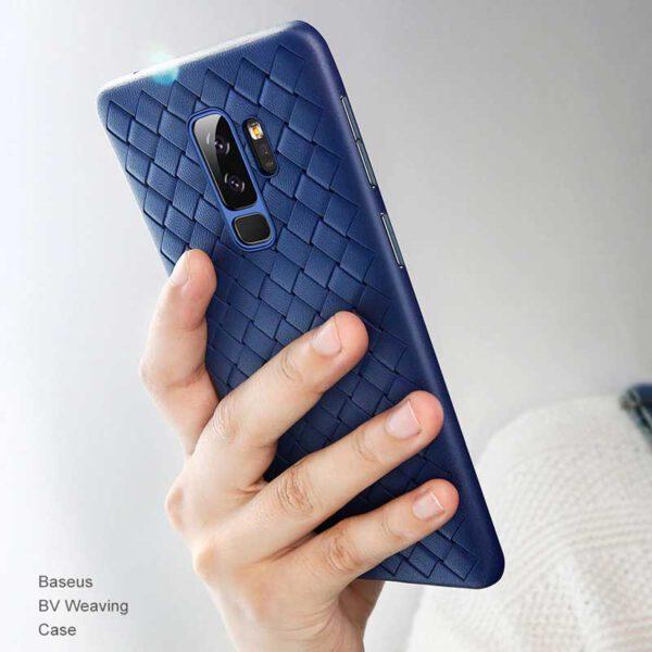 فروش قاب سامسونگ S9 بیسوس طرح بوتگا ونتا