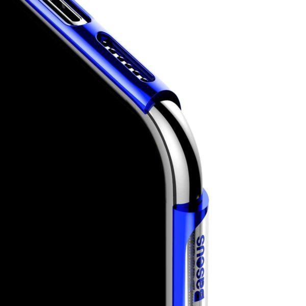 خرید عمده قاب بیسوس آیفون 5.8/6.1/6.5 اینچی Glitter