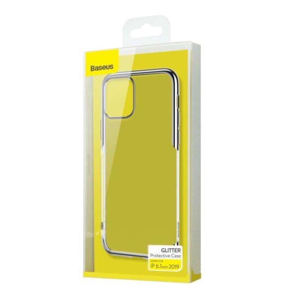 واردات اصل قاب بیسوس آیفون 5.8/6.1/6.5 اینچی Glitter