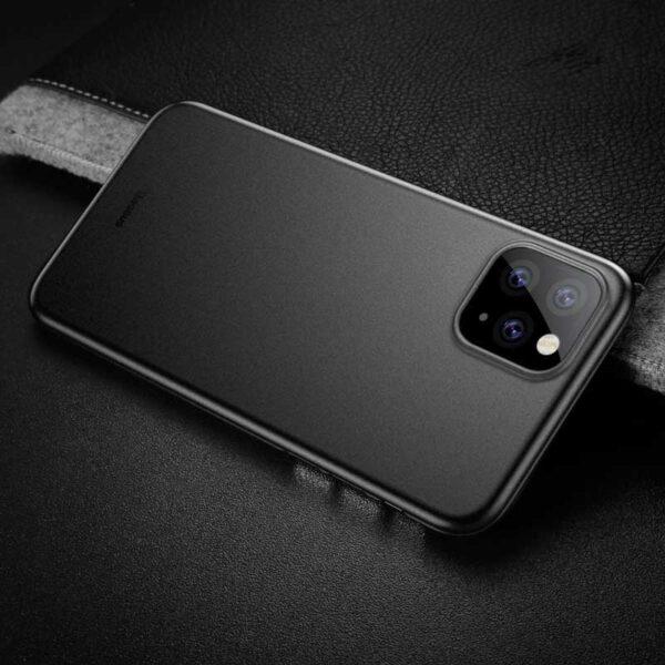 خرید قاب آیفون بیسوس 5.8 و 6.1 و 6.5 اینچی نازک سری Wing