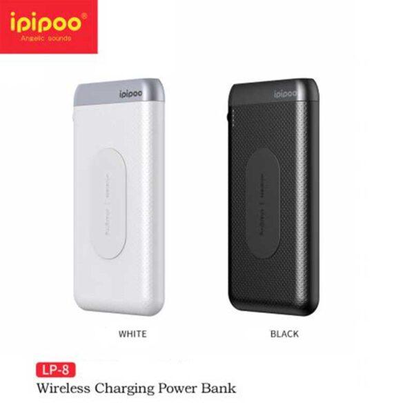 خرید عمده Ipipoo PowerBank 10A LP-8