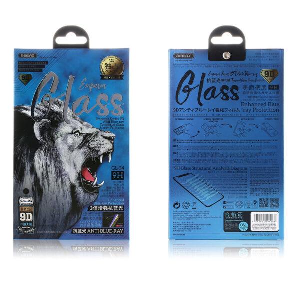 گلس محافظ چشم آیفون 11 ریمکس سری Remax GL-34