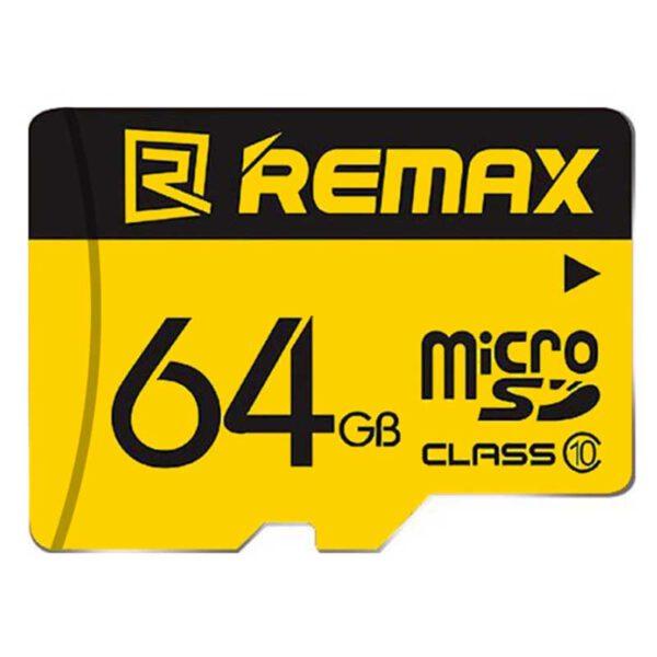 خرید کارت حافظه میکرو ریمکس 64 گیگابایت C10