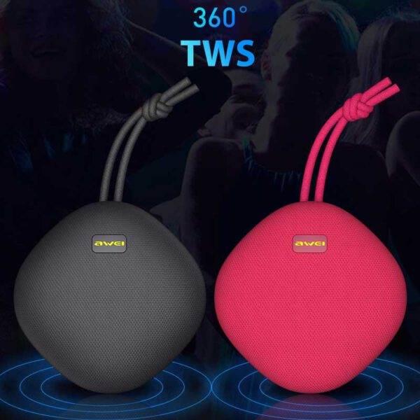 قیمت اسپیکر بلوتوث ضد آب Awei Y336