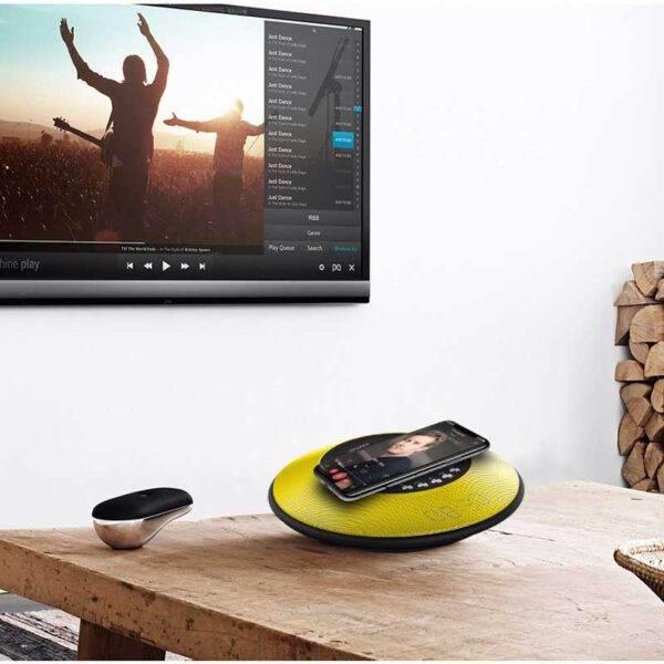 خرید اسپیکر + پاوربانک بیسیم Awei Y290