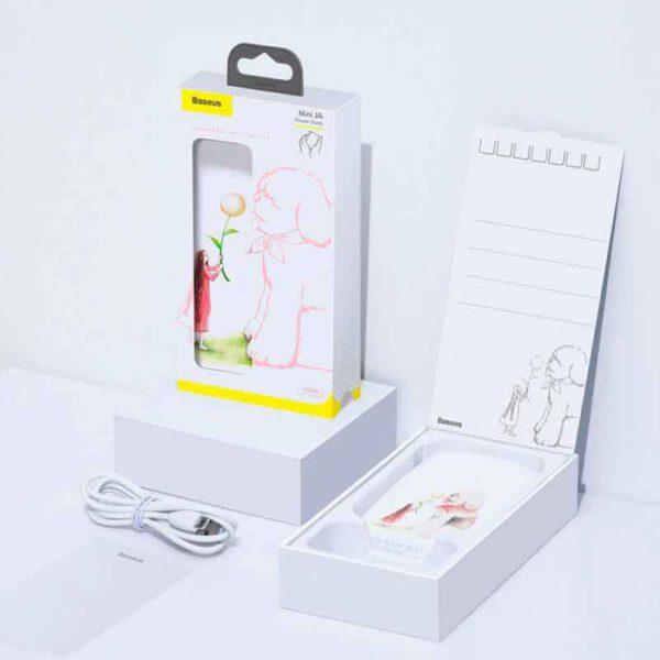 خرید پاوربانک بیسوس 10000میلی آمپر مدل Mini JA Dog