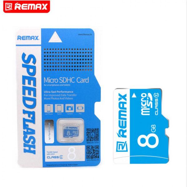 خرید کارت حافظه میکرو ریمکس 8 گیگابایت C6