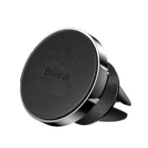 قیمت هولدر موبایل بیسوس مدل Small Ears Air Outlet Genuine Leather