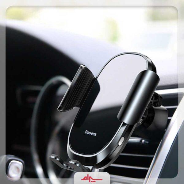 فروش هولدر موبایل بیسوس مدل Smart Car Mount