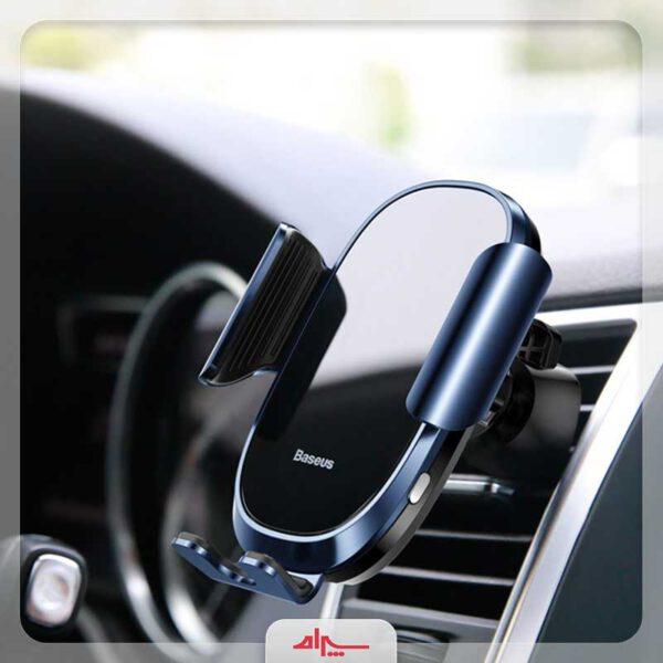 واردات هولدر موبایل بیسوس مدل Smart Car Mount