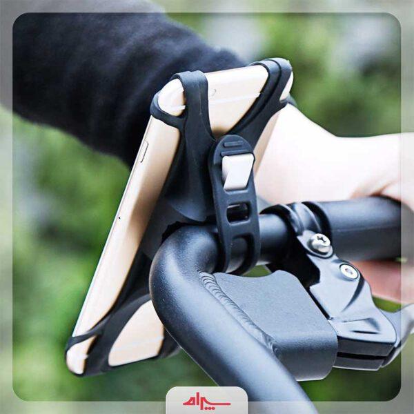فروش هولدر موبایل بیسوس مدل Miracle Bycicle Vehicle