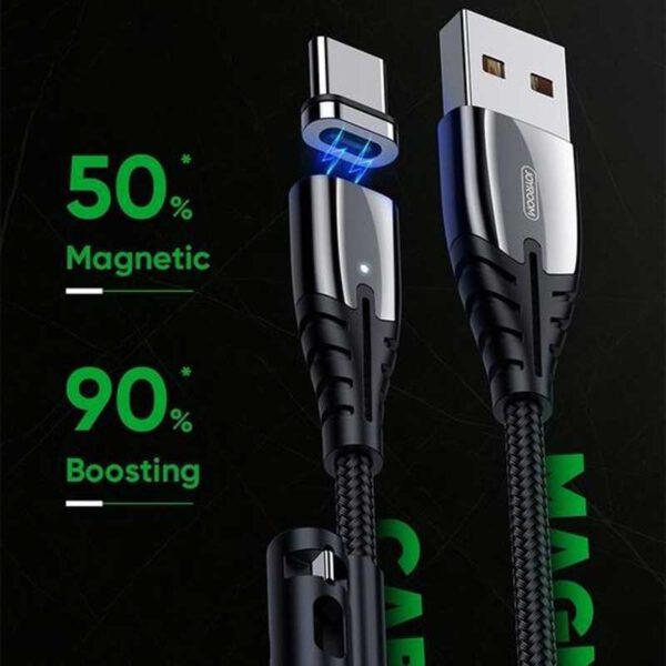 واردات عمده کابل شارژ 3 در 1 جوی روم مدل S0M408