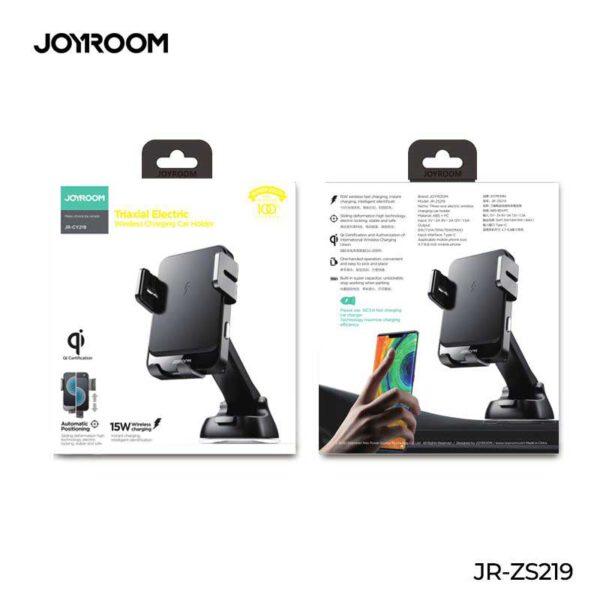 فروش هولدر و شارژر بی سیم جوی روم مدل JR-ZS219