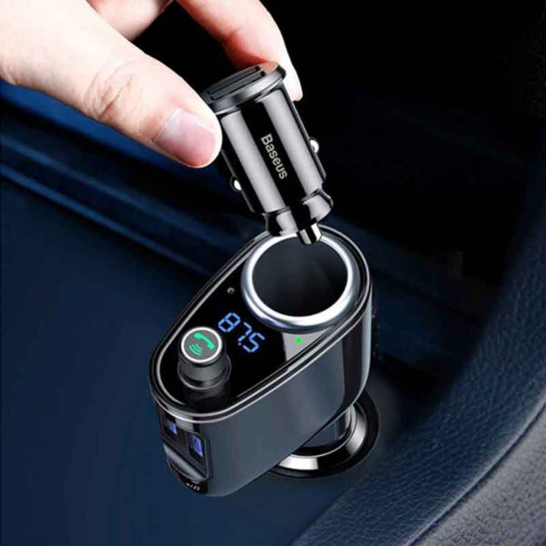 خرید پخش کننده فندکی بیسوس مدلLocomotive Bluetooth CCALL-RH01