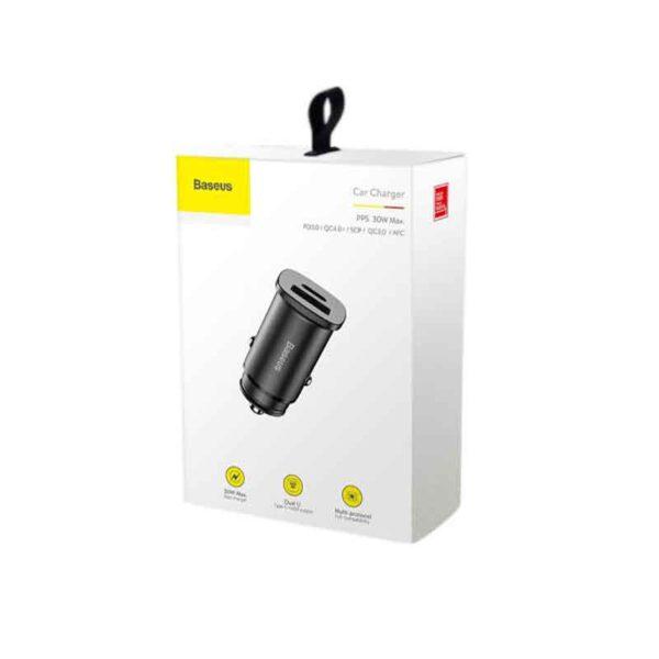 خرید شارژر فندکی بیسوس مدل PPS CCALL-AS0S