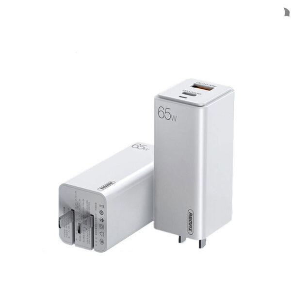 خرید عمده شارژر دیواری ریمکس مدل RP-U53