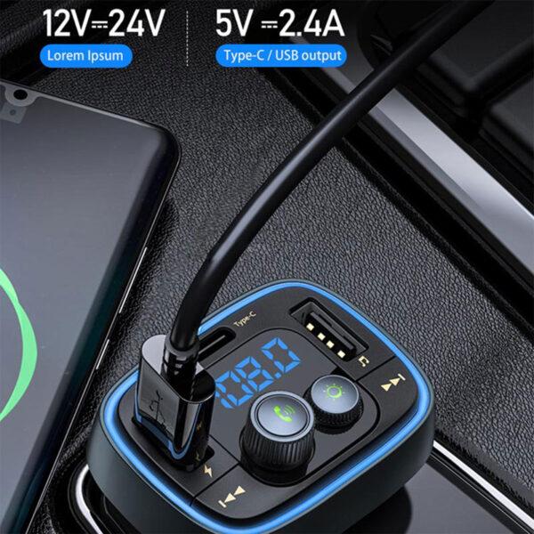خرید شارژر فندکی ریمکس مدل Kezhi RCC230