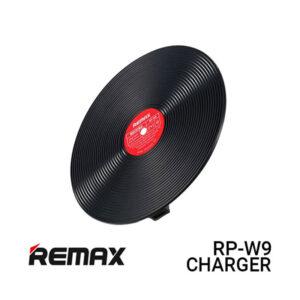خرید عمده شارژر بی سیم ریمکس مدل Vinyl RP-W9
