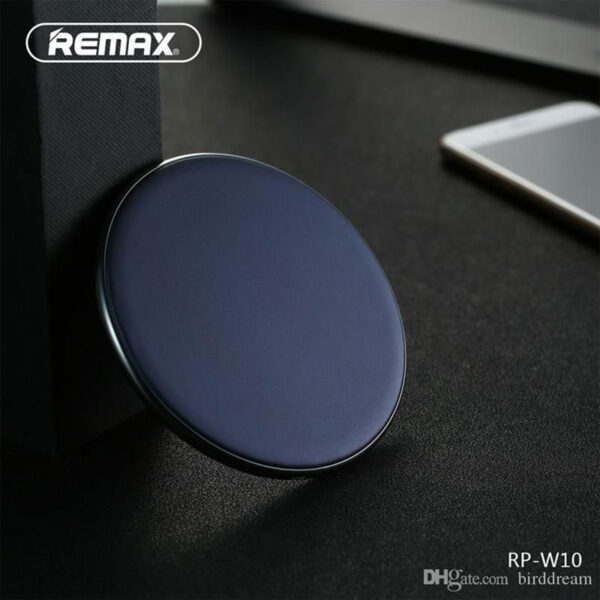 پخش عمده شارژر بی سیم ریمکس مدل RP-W10