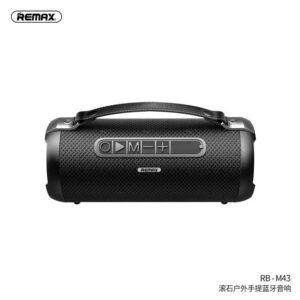 خرید اسپیکر بلوتوثی ریمکس مدل RB-M43