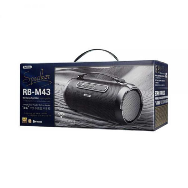 قیمت اسپیکر بلوتوثی ریمکس مدل RB-M43