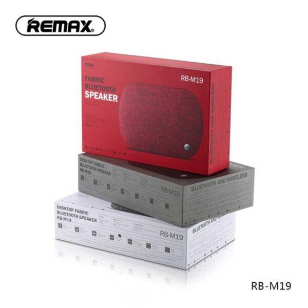 فروش اسپیکر بلوتوثی ریمکس مدل RB-M19