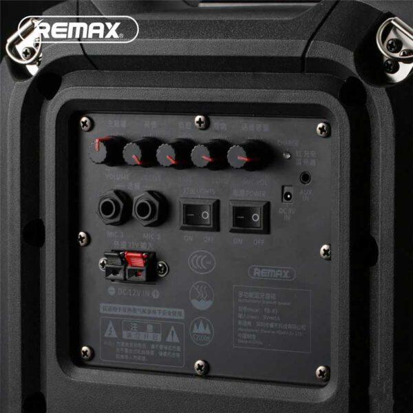 واردات اسپیکر بلوتوثی ریمکس مدل RB-X3