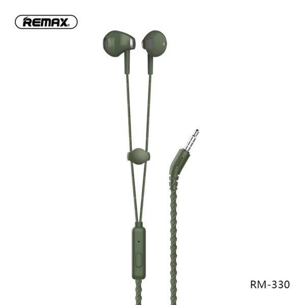 واردات هندزفری سیمی ریمکس مدل RM-330