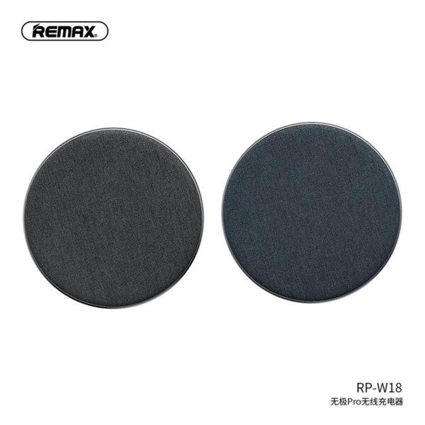 فروش عمده شارژر بی سیم ریمکس مدل Infinite RP-W18