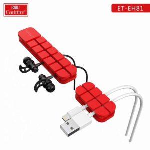 فروش عمده پایه نگهدارنده کابل شارژ ارلدام مدل ET-EH81