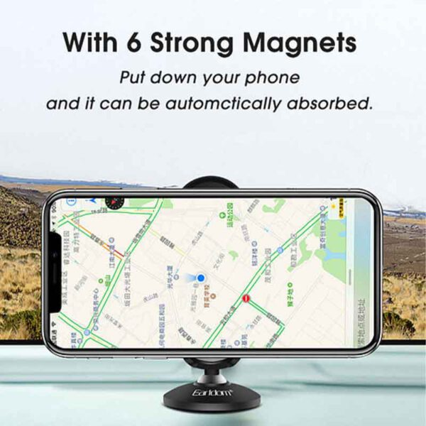 پخش عمده پایه نگهدارنده گوشی موبایل ارلدام مدل ET-EH105