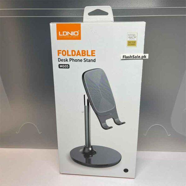 خرید پایه نگهدارنده گوشی موبایل الدینیو مدل MG05